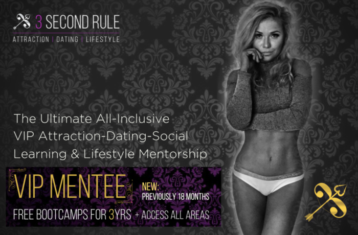 VIP Mentee PRO Mentorship Package